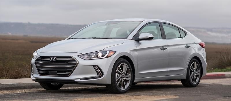 Hyundai Elantra 2016 hoan toan moi - dep va nhieu cong nghe