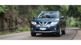 Danh gia chi tiet Nissan X-Trail 2016 phien ban 7 cho 2.5CVT