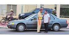 Muc phat vi pham giao thong thuong gap voi xe o to tu 1/8/2016