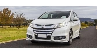 Uu nhuoc diem cua Honda Odyssey 2016, xe MPV gia dinh 7 cho