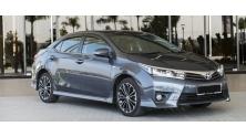 Uu nhuoc diem cua Toyota Altis 2016