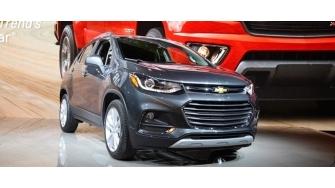 Hinh anh chi tiet Chevrolet Trax 2017