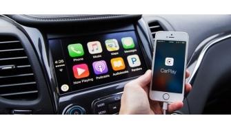 Tinh nang Apple CarPlay ket noi iPhone tren xe o to la gi?