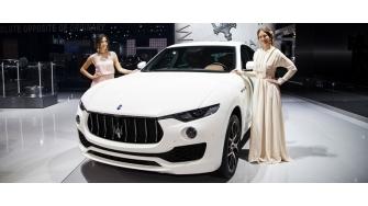 Maserati Levante 2016 co gia ban 4,99 ty dong tai Viet Nam