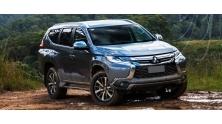 Mitsubishi Pajero Sport 2017 sap ra mat tai Viet Nam