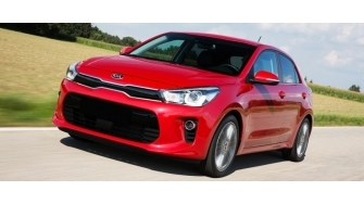 Hinh anh chi tiet xe Kia Rio Hatchback 2018