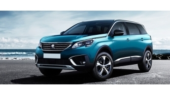 Hinh anh chi tiet xe Peugeot 5008 2018