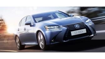 Lexus GS 200t 2016 co gia ban 3,13 ty dong tai Viet Nam
