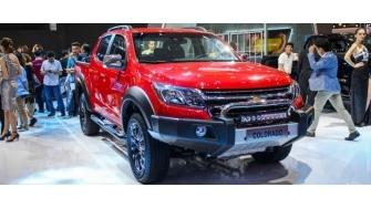 Gia xe Chevrolet Colorado 2017 tu 619 trieu dong tai Viet Nam
