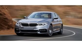 BMW 5-Series 2018 ra mat