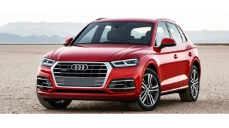 Hinh anh chi tiet xe Audi Q5 2017