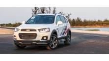 Chevrolet Captiva 2016 co gi canh tranh Nissan X-Trail?