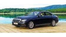 Chi tiet Mercedes E200 2017 gia 2,099 ty dong tai Viet Nam