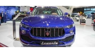 Chi tiet Maserati Levante 2017 tai Viet Nam