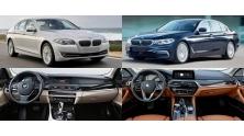 BMW 5-Series 2018 co gi noi bat so voi phien ban cu?