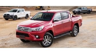 Nhung diem moi tren Toyota Hilux 2016-2017 tai Viet Nam