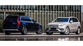 Chi tiet SUV hang sang 7 cho Volvo XC90 2017