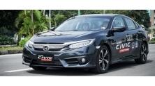 Uu nhuoc diem xe Honda Civic 2017 tai Viet Nam