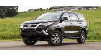 Nhung diem noi bat tren Toyota Fortuner 2017 tai Viet Nam