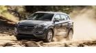 Hyundai Thanh Cong khuyen mai mua xe SantaFe, Tucson, Elantra cuoi nam