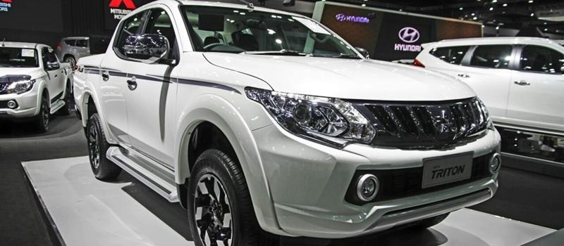 Gia ban xe Mitsubishi Triton 2017 tu 17.000 USD