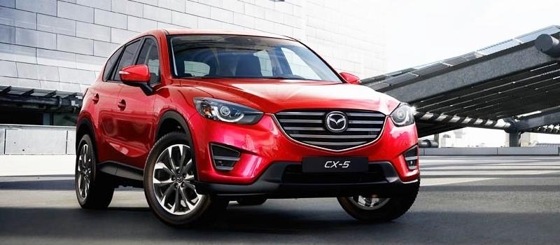 Mazda giam gia manh cac dong xe Mazda3,Mazda6, CX-5 thang 12/2016