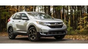 Danh gia xe Honda CR-V 2017
