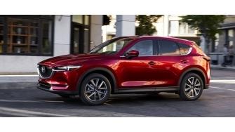 Danh gia xe Mazda CX-5 2017
