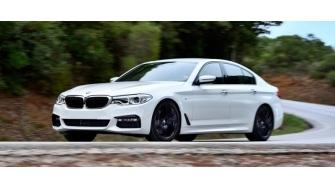 Danh gia xe BMW 5-Series 2018