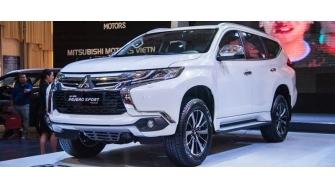 Mitsubishi Pajero Sport 2017 co gia moi tu 1,329 ty dong tai Viet Nam