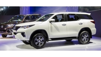Thong so ky thuat Toyota Fortuner 2017 tai Viet Nam