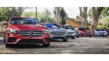 Bang gia xe Mercedes tai Viet Nam nam 2017