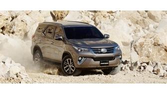 Uu nhuoc diem Toyota Fortuner 2017 tai Viet Nam