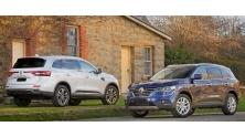 Danh gia xe Renault Koleos 2018