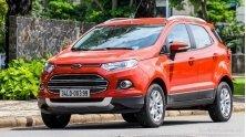 Tu van chon Ford EcoSport hay Suzuki Vitara