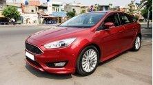 Co nen mua xe Ford Focus 2016 ban sedan Ecoboost?