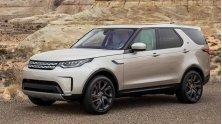 Chon mua Mercedes GLS hay Land Rover Discovery 2018 moi