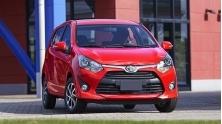Co nen mua xe Toyota Wigo chay dich vu?