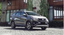 Nen mua xe Toyota Rush hay Mitsubishi Xpander AT?
