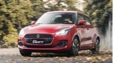 Co nen mua xe Suzuki Swift 2019 chay dich vu?