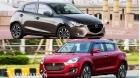 Phu nu mua xe Mazda 2 Hatchback hay Suzuki Swift 2019