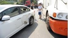 Truong hop nao bao hiem xe khong can bien ban CSGT, Cong An