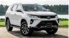 Nen mua xe Toyota Fortuner Legender hay Ford Everest