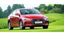 Dang phan van giua Hyundai Elantra 2016 va Kia Cerato 2016