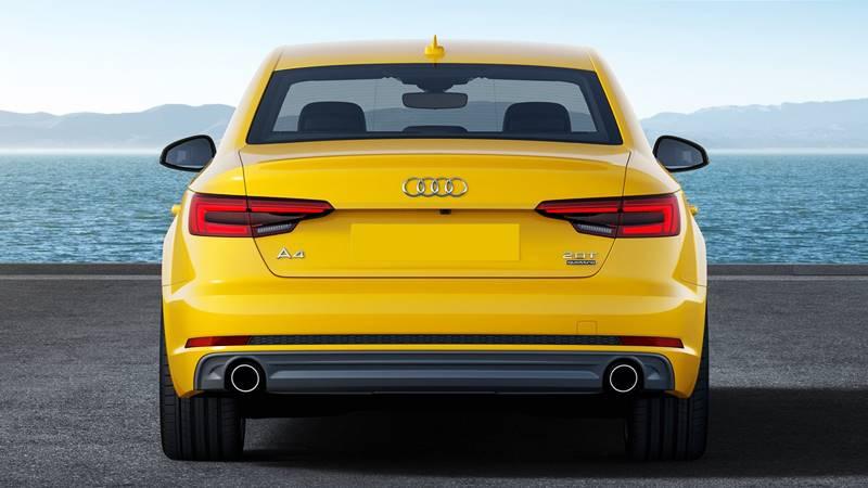 Chi tiết xe Audi A4 2018 đang bán tại Việt Nam - Ảnh 3