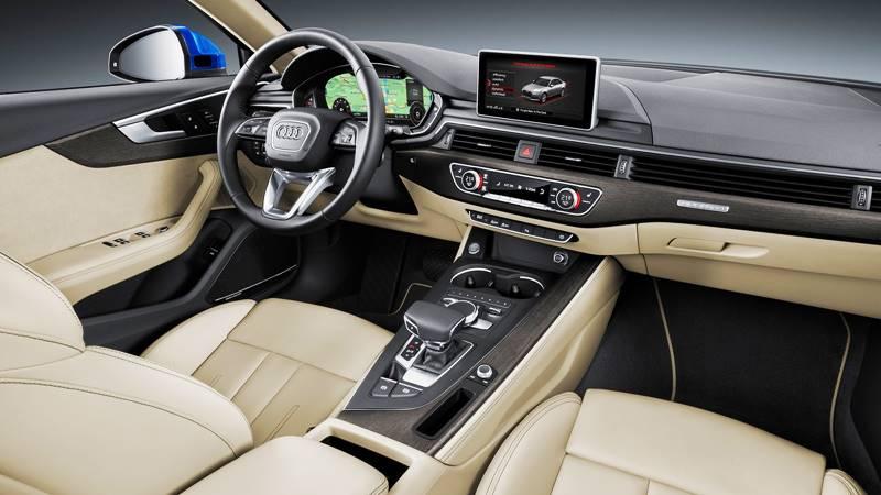Audi A4 mới ấn tượng với công nghệ và thiết kế hiện đại - Hinh 2