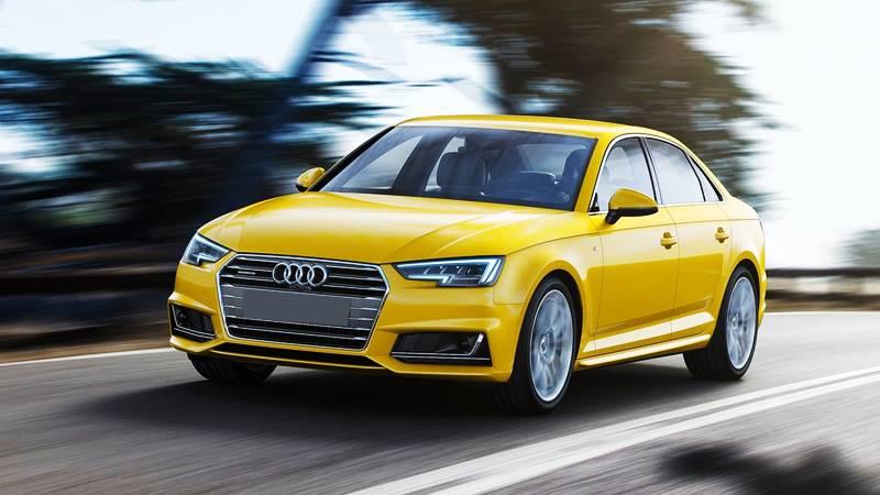 Audi A4 2018 giá 1,65 tỷ đồng chính thống khai trương tại Việt Nam