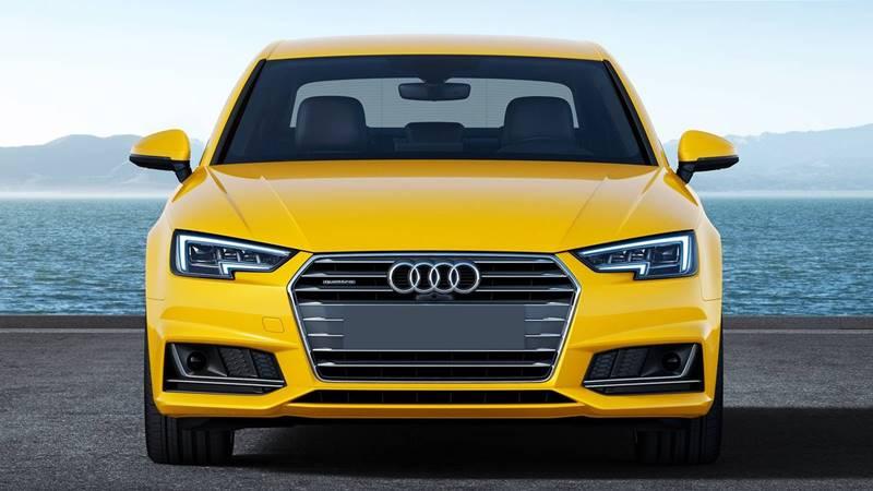 Chi tiết xe Audi A4 2018 đang bán tại Việt Nam - Ảnh 2