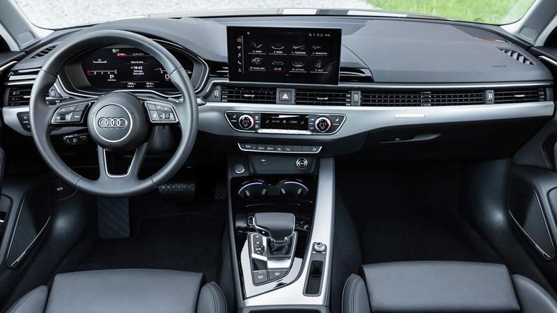 So sánh Audi A4, BMW 3-Series, Mercedes C-Class, Volvo S60 2021 - Ảnh 4