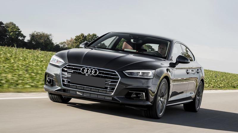 Đánh giá xe Audi A5 Sportback 2018 - Hình 1